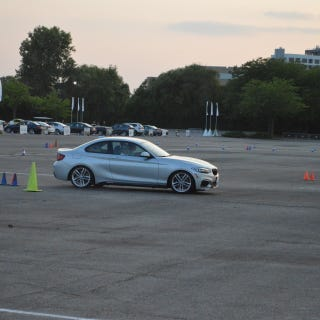 Illustration for article titled My Version of the BMW Driving Event on The Smoking Tire
