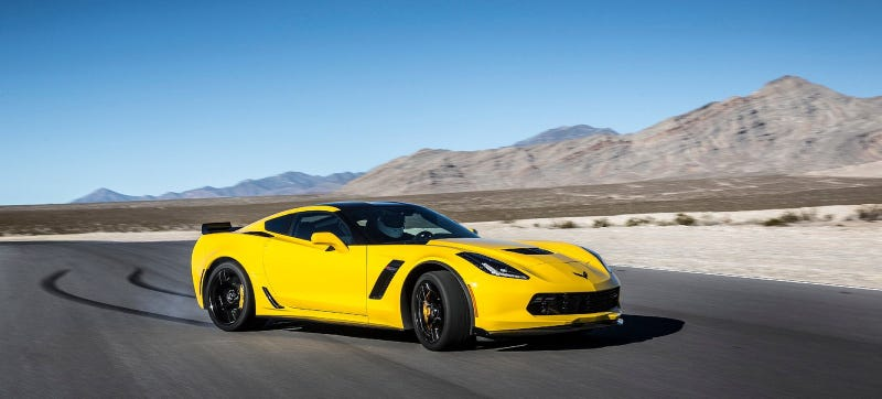 Looks Like Chevy Is Fixing The Corvette Z06's Cooling Problems