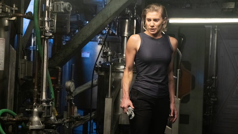 Illustration for article titled Netflix sends Katee Sackhoff back into space with the messy sci-fi of Another Life