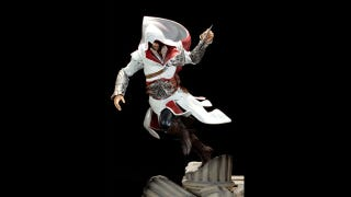 Illustration for article titled This Ezio Statue Could be Yours for Just...$375