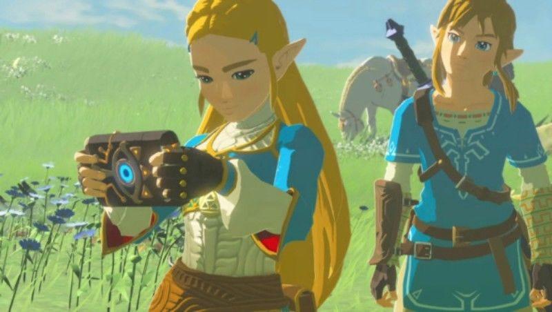 Illustration for article titled Nintendo trabaja en un nuevo Zelda para móviles que podría salir antes de que acabe el año