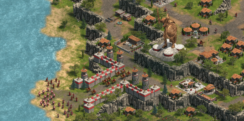 Illustration for article titled Age Of Empires Is A Weird Game To Play In 2018