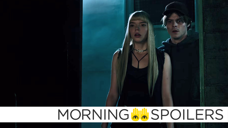 Magik (Anya Taylor-Joy) and Cannoball (Charlie Heaton) in The New Mutants.