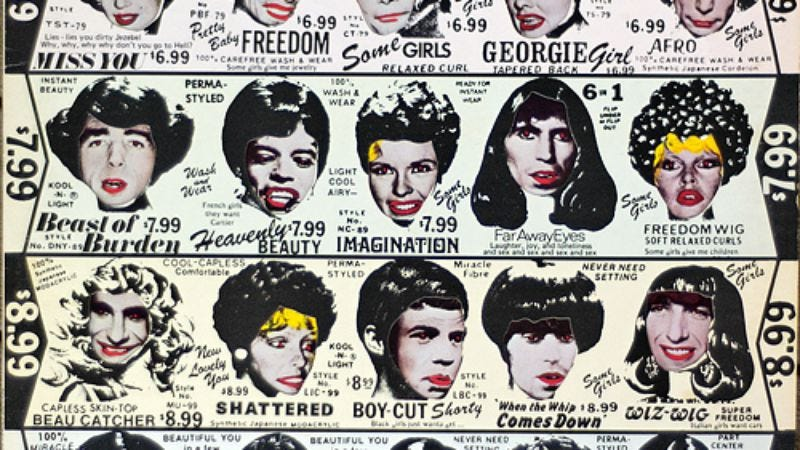 Illustration for article titled The Rolling Stones will reissue Some Girls in November