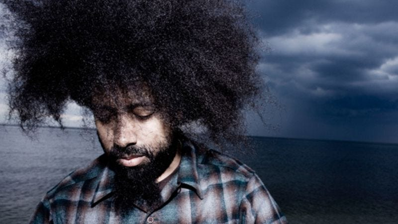 Illustration for article titled Reggie Watts