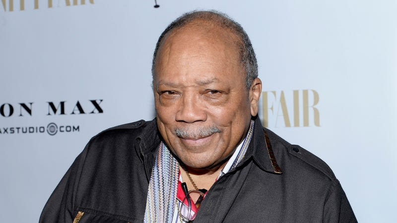 Illustration for article titled How Much More Tea Will Quincy Jones Spill in His Netflix Documentary?