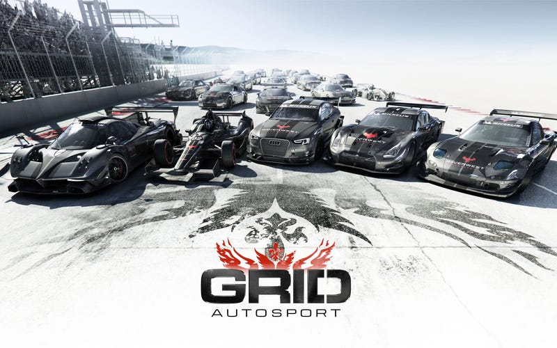 Illustration for article titled Grid autosport X360 Anyone?