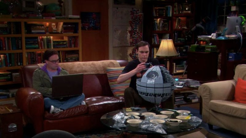 Illustration for article titled Every Star Wars reference from The Big Bang Theory, seasons 1 to 8