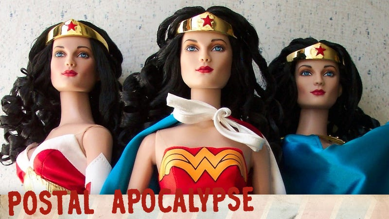 Illustration for article titled Will toy companies keep us from ever getting a superheroine movie?