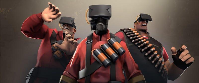 Illustration for article titled Valve prepara su propio dispositivo de realidad virtual