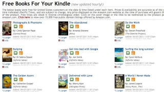 Illustration for article titled eReaderIQ Is a Complete Database of Free and Discounted eBooks on Amazon