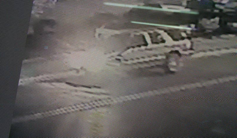 Illustration for article titled Police Need Help IDing This Car [UPDATE: More Photos]