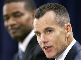 Illustration for article titled Billy Donovan...Headed To Kentucky?