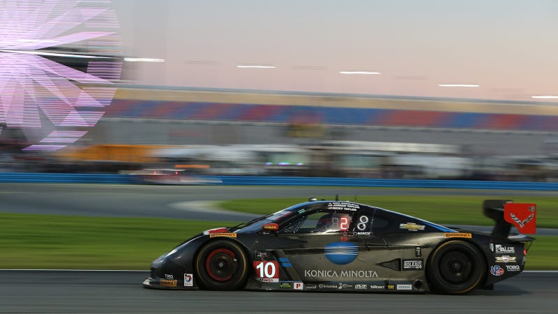 Illustration for article titled Wayne Taylor Racing Won't Be Going To The 24 Hours Of Le Mans in 2015