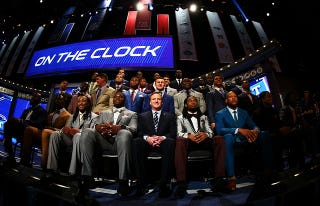 Illustration for article titled NFL Draft Says Bye Bye New York, Hello L.A. Or Chicago
