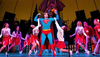 Illustration for article titled That Wacky 1960s Superman Musical is Getting an Off-Broadway Revival, Man