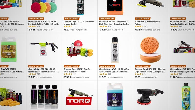 Thursday's Best Deals: Instant Pot Max, Chemical Guys