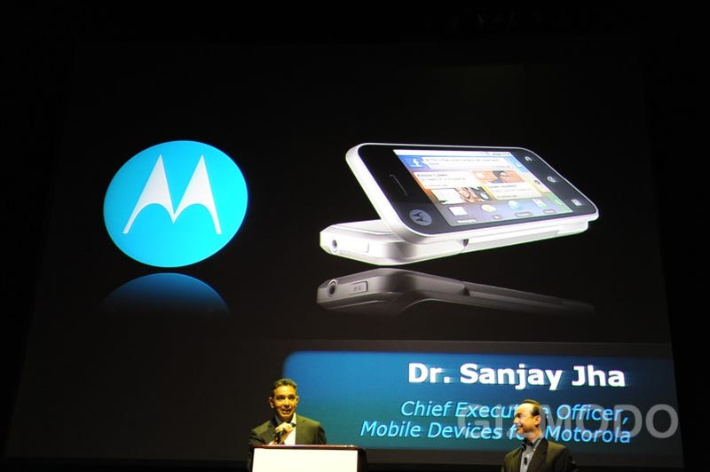 Illustration for article titled AT&T's First Android Phones: Five From Motorola, Dell and HTC