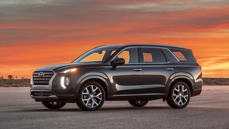 The Humongous Hyundai Palisade Starts at $31,550