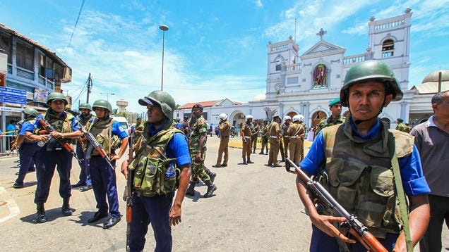 Sri Lanka Blocks Facebook, WhatsApp After Easter Bombings Leave Hundreds Dead