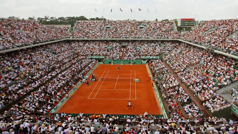 Illustration for article titled Future Of French Open Site Spurs Most Pretentious Debate Ever