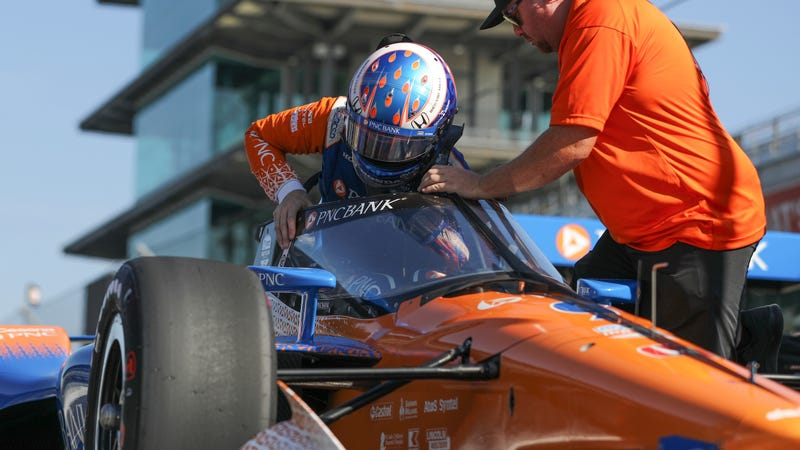 IndyCar's Aeroscreen Looks Cool As Hell And Actually Works This Time