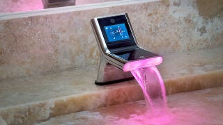 Illustration for article titled These Hi-Tech Faucets Prove That The Future Is Coming To Our Bathrooms