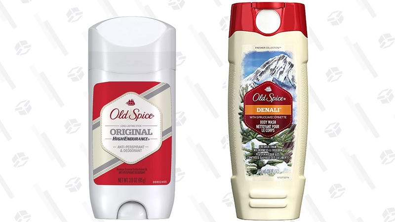 $6 off Old Spice Deodorant and Body Wash | Amazon | Discount shown at checkout