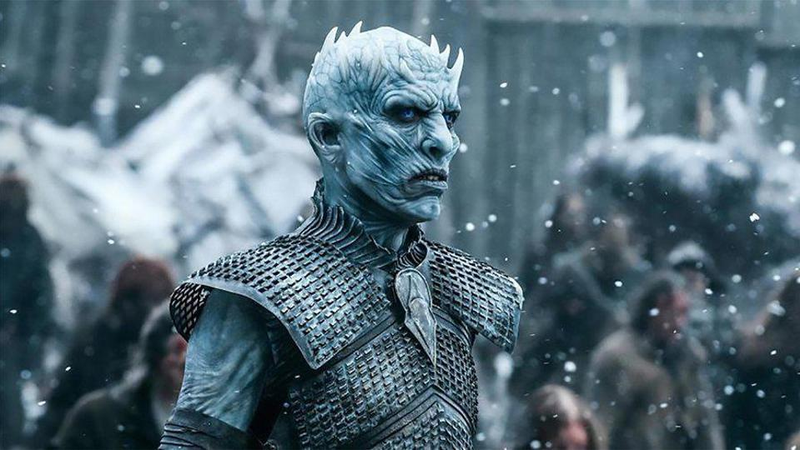 What kind of sneakers would the White Walker wear?
