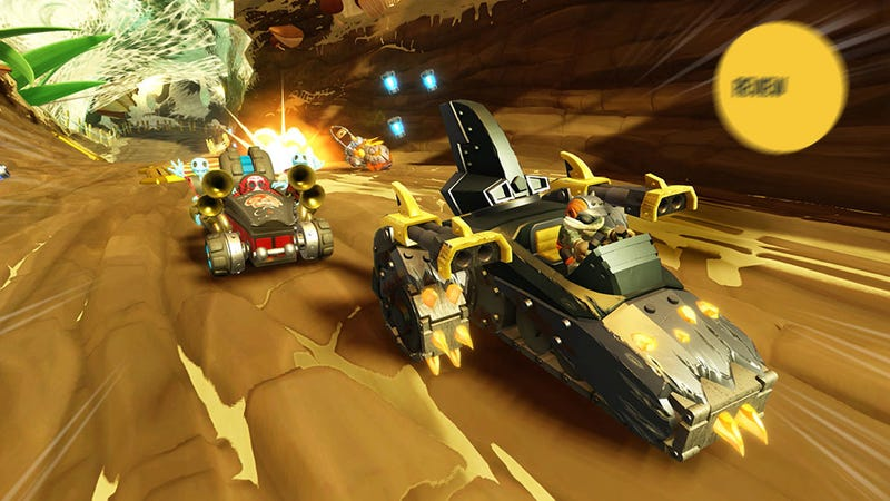 Illustration for article titled Skylanders Superchargers: The Kotaku Review