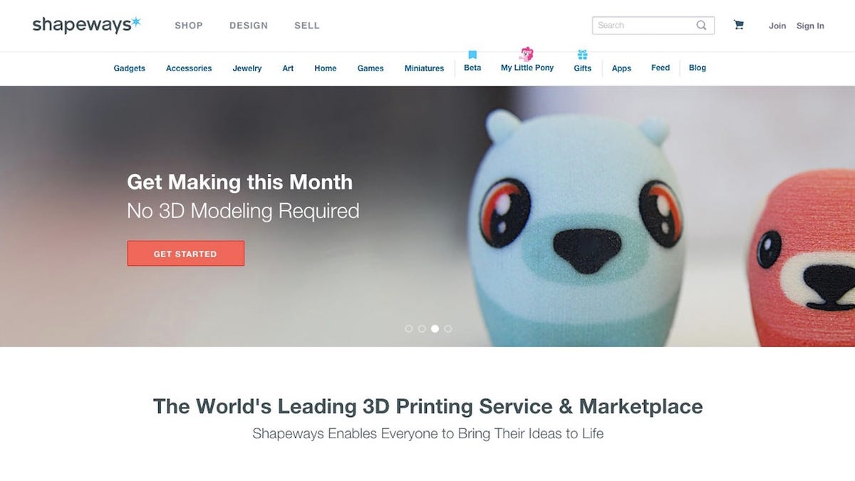 Five Best 3D Printing Services