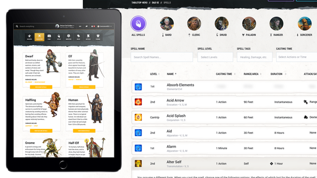 How Dungeons & Dragons  New App Will Make Role-Playing Easier Than Ever