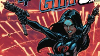 Illustration for article titled Monday Comics Preview: G.I. Joe, Danger Girl, and Dungeons and Dragons