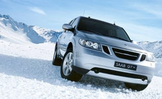 Illustration for article titled Deal of the Week: 2007 Saab 9-7x