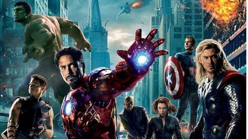 Avengers. (Photo: Marvel)