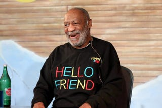 Bill Cosby performs onstage at Day 2 of SXSW March 10, 2014, in Austin, Texas. Jonathan Leibson/Getty Images