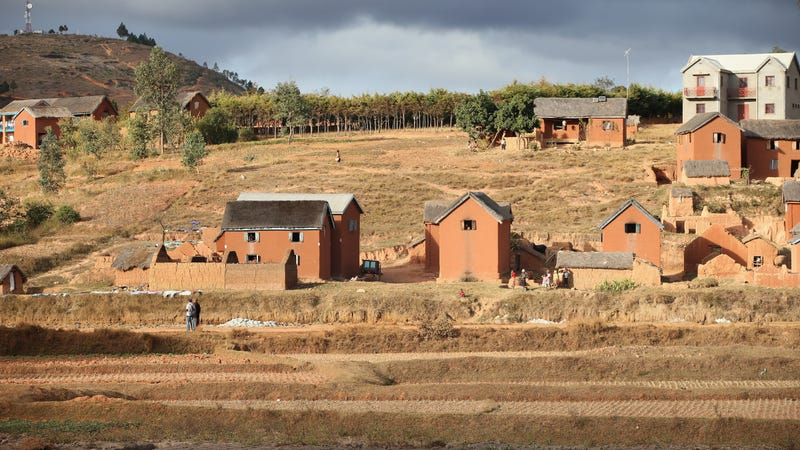 Houses in Antananarivo. Photo: Getty Images