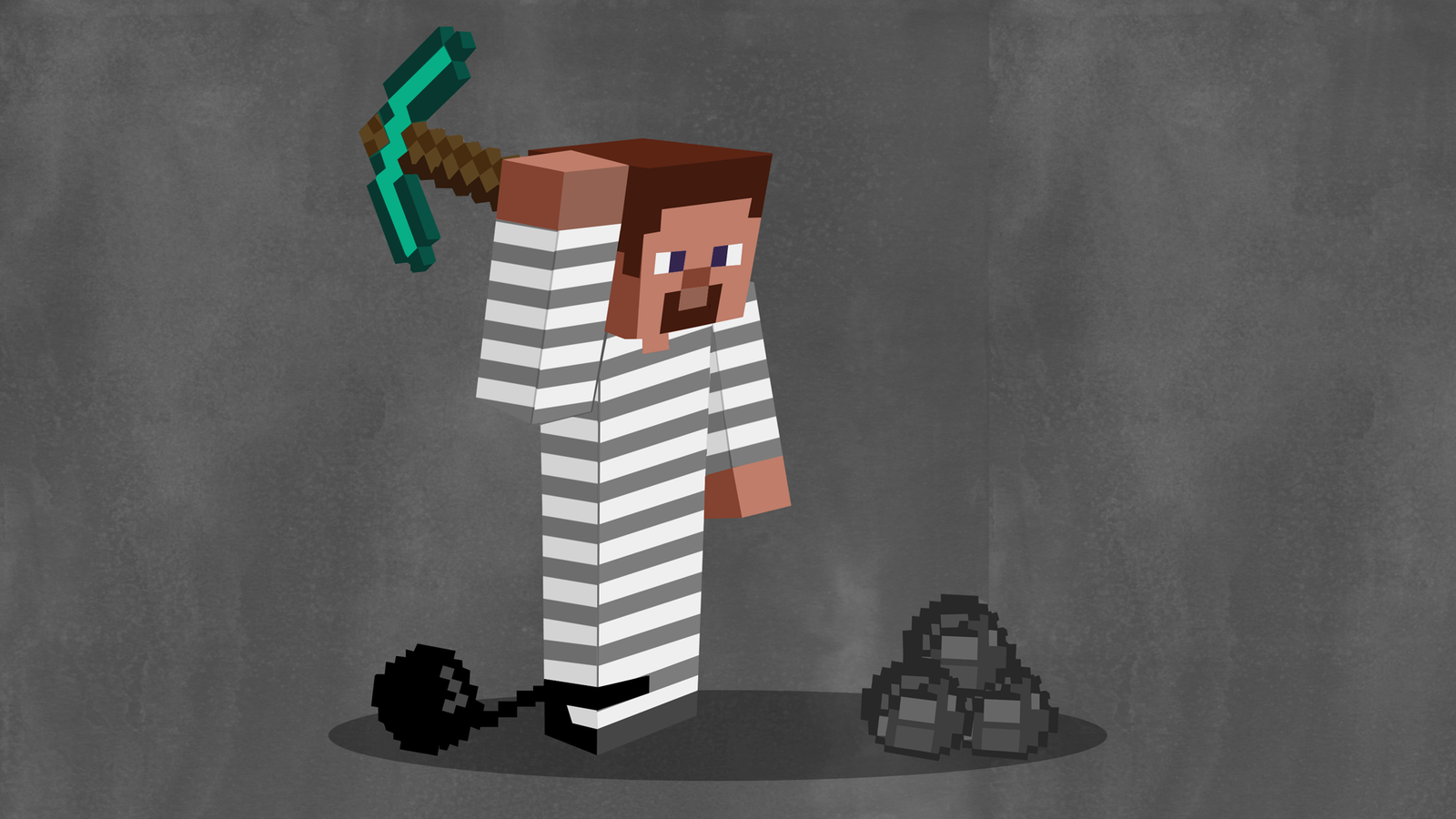 Inside The Grim World of Minecraft's Prison Servers