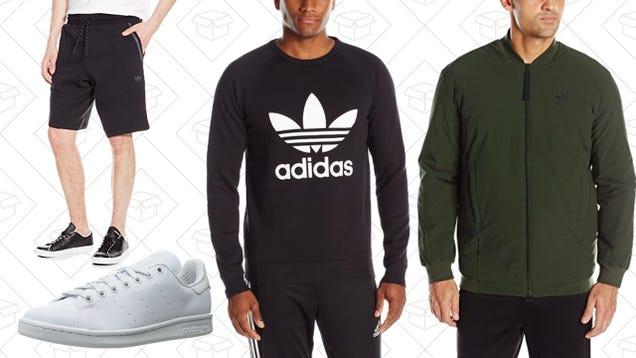 Amazon's One-Day Men's Adidas Sale
