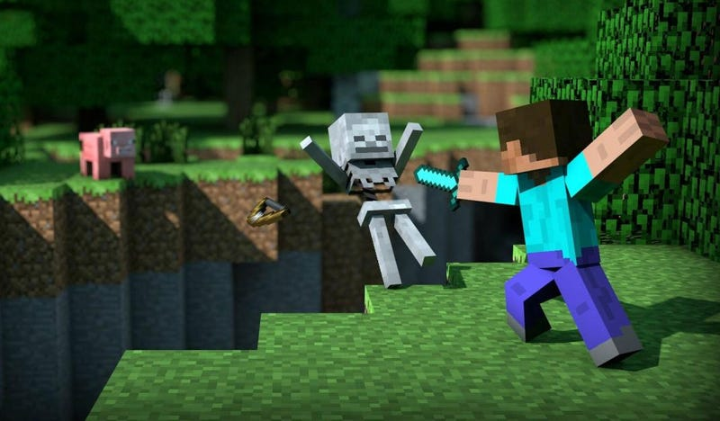 Illustration for article titled Report: Microsoft Trying To Buy Mojang, Creators Of Minecraft [Update]