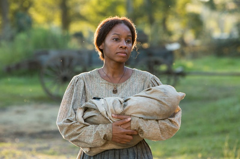 Anika Noni Rose as Kizzy in Roots Steve Dietl/History