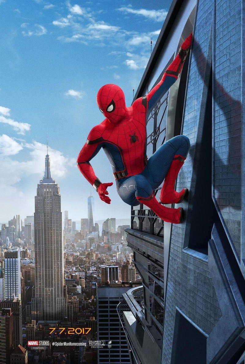 Spiderman Homecoming Post 03
