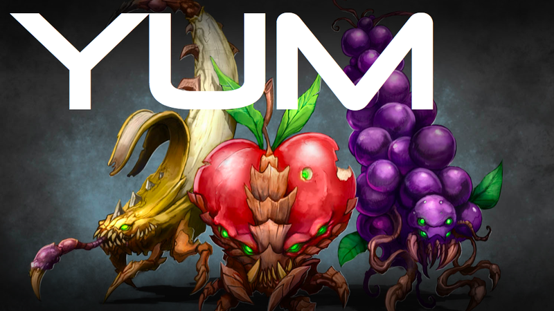 Illustration for article titled The World's Most Delicious StarCraft II Player Offers You Tasty Fruit