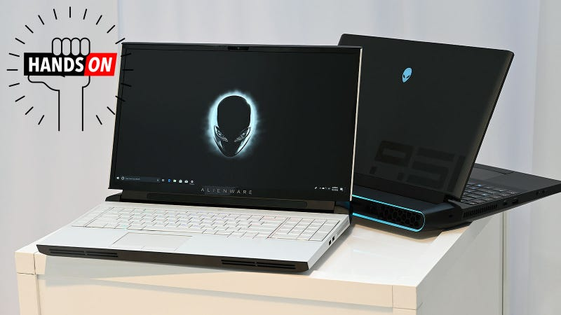 Illustration for article titled Alienware Is Redefining the Gamer Aesthetic, Again