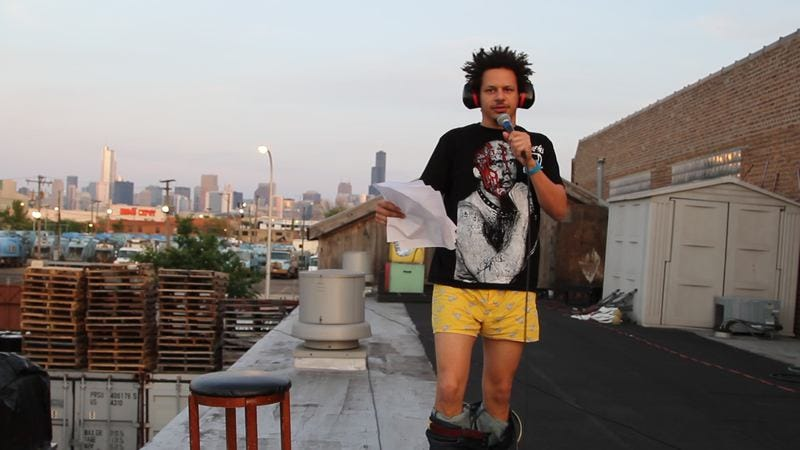Eric Andre, The Hideout for Seven Minutes In Purgatory (credit: Patrick Burke)