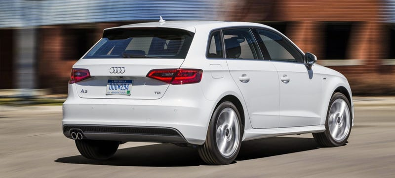 The Audi A TDI Sportback Exists Because You All Complained - Audi 4wd