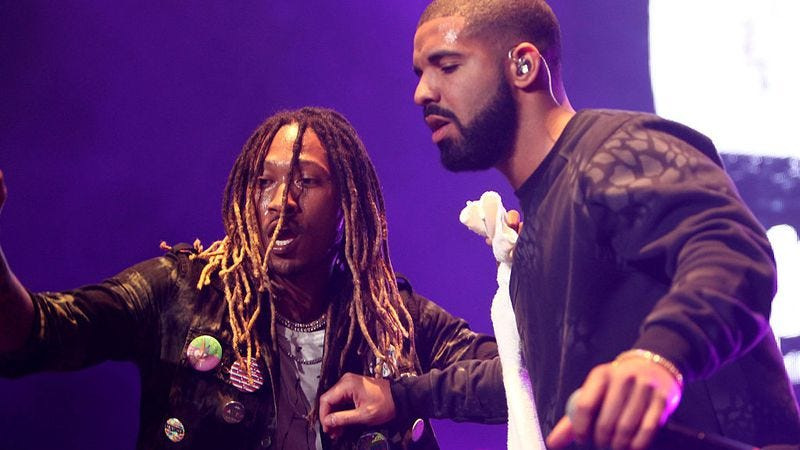 Future and Drake (Photo: Getty Images)