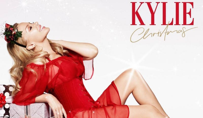 Illustration for article titled Kylie Minogue's Christmas Album Is a Festively Bland Non-Classic