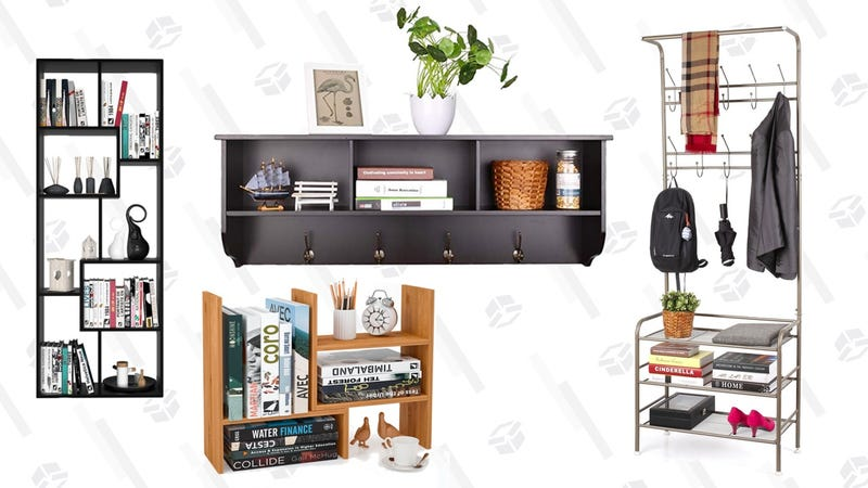 organize furniture bedroom save up to 15 off homfa products amazon graphic erica offutt organize your stuff with discounted shelves bookcases and entry
