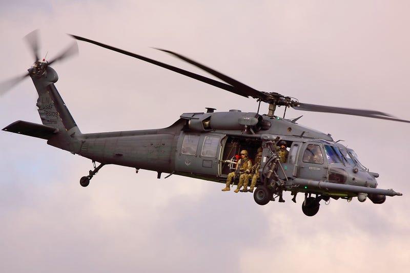 HH-60 Pave Hawk (Image via Wikipedia Creative Commons)